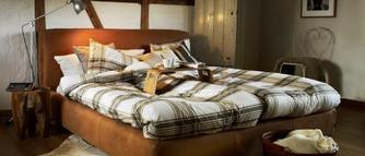 Łóżka, skórzane , w tkaninach , Furninowa, MTI