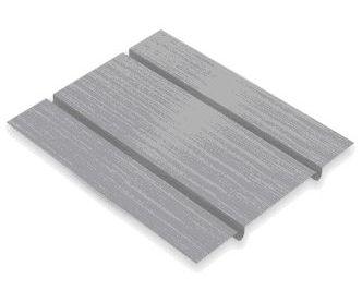 Aluminiowy radiator do rozpinania pomiędzy legarami