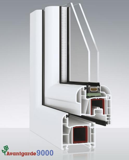 Okna energooszczędne