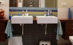 Łazienka dostosowana do potrzeb