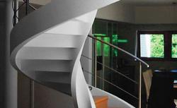 Schody prefabrykowane - gdy marzy ci się nietypowy kształt schodów