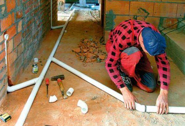 Układanie instalacji odkurzacza centralnego