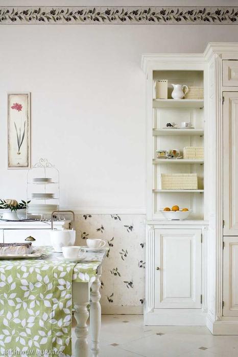 Galeria zdjęć  Kuchnia prowansalska Aranżacja kuchni, w   -> Kuchnia Prowansalska Aranżacja
