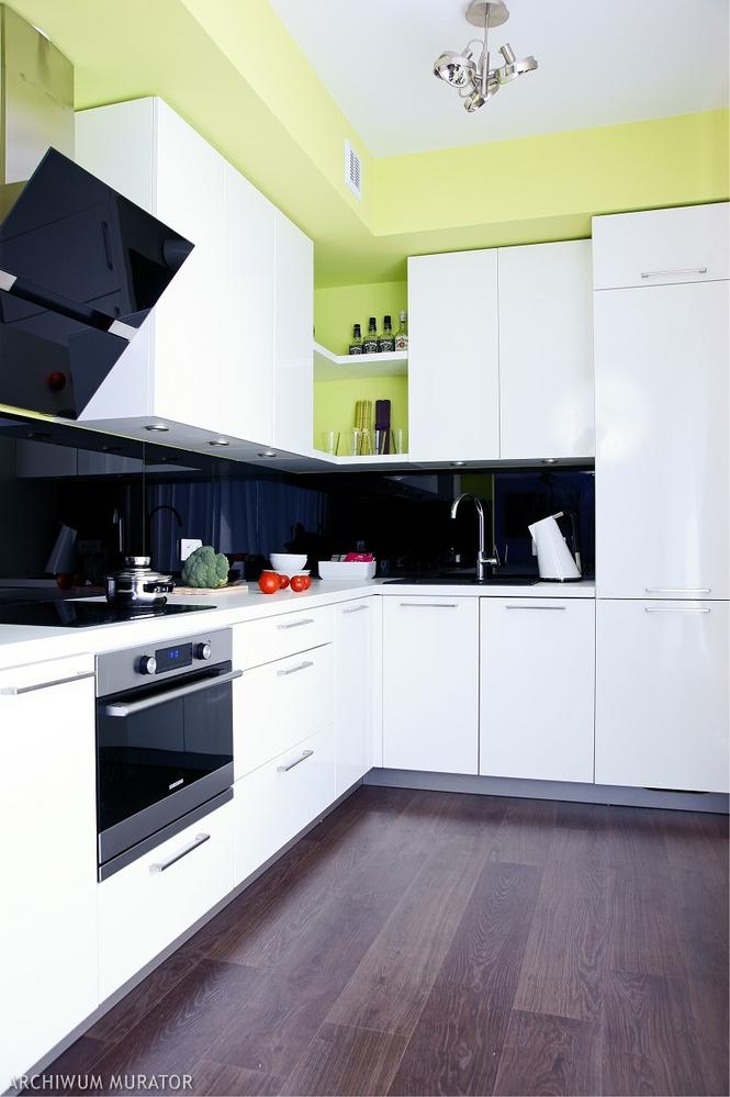 Jak urządzić małą kuchnię? ABC kuchennej aranżacji   -> Mala Tania Kuchnia