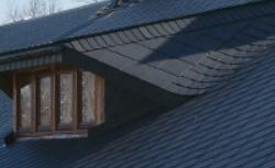 Dach włóknisto-cementowy