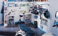 Aranżacja garażu, gabitenu lub siłowni