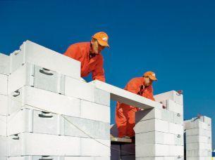 Budowanie z betonu komórkowego