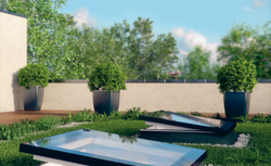 Nietypowe okna do dachów płaskich i dachów skośnych. Świetliki tunelowe i świetliki dachowe