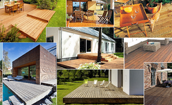 Wszystko o budowie, renowacji i konserwacji drewnianego tarasu. Przygotuj taras do sezonu letniego