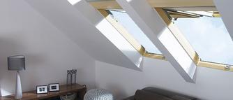 Ciepłe i pełne światła poddasze. Wszystko o oknach dachowych