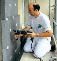 Docieplanie budynku metodą ETICS