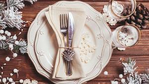 Świąteczna zastawa stołowa - INSPIRACJE