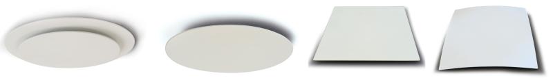 Niewidoczna wentylacja z rekuperacją. Rozwiązanie bez martwych stref