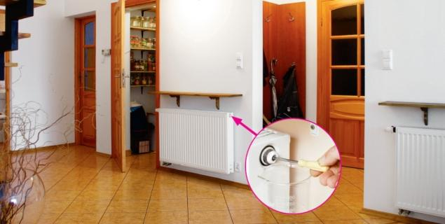 Odpowietrzanie grzejników. Jak usunąć powietrze z instalacji?
