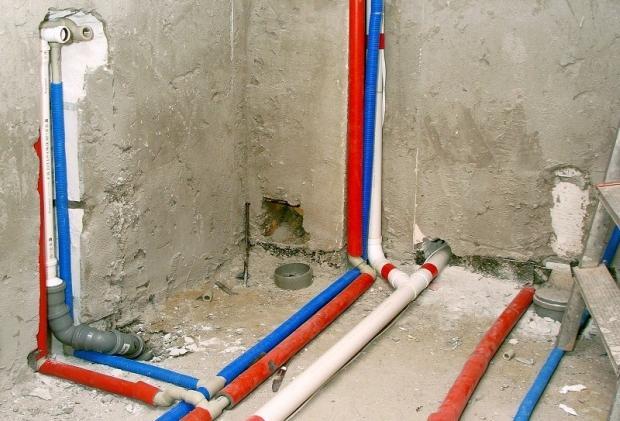 Domowa instalacja wodna