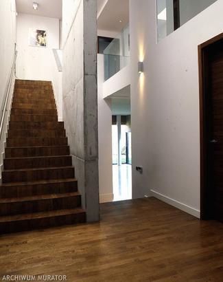 Rodzaje schodów: schody jednobiegowe