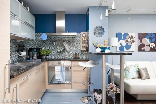 Kuchnia po czona z salonem wyko czy jak kuchni czy jak for Polaczenie kuchni z salonem
