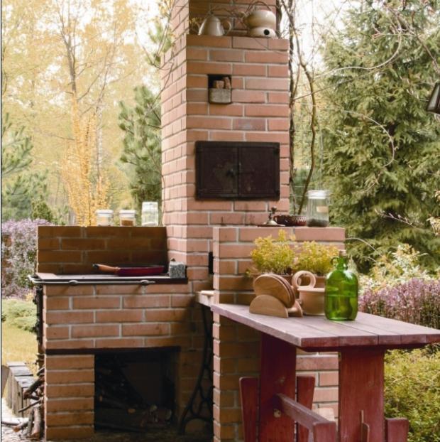 Galeria zdjęć  Altana z letnią kuchnią Zbuduj   -> Kuchnia Letnia Galeria