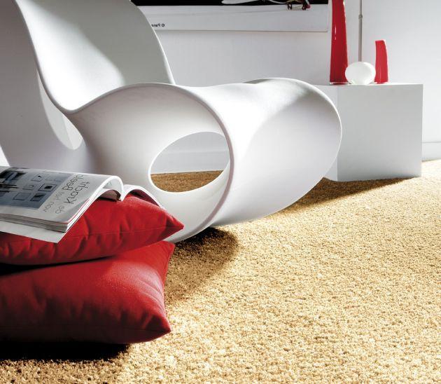 Wykładziny dywanowe: podłoga ładna, ciepła i tania